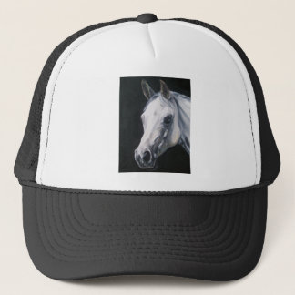 A White Horse Trucker Hat