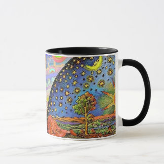 A whole new world out there mug