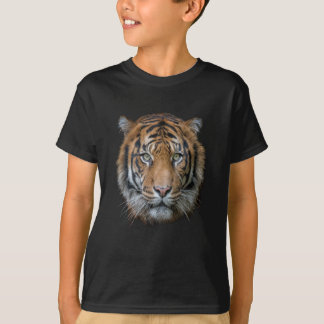 A wild Bengal Tiger face T-Shirt