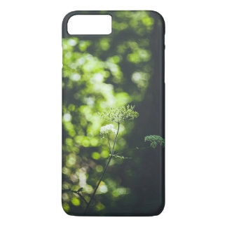 A wild flower in the green nature Case-Mate iPhone case