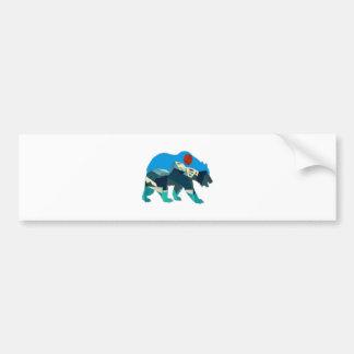A Wild Journey Bumper Sticker