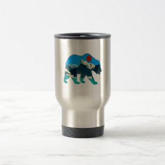A Wild Journey Travel Mug