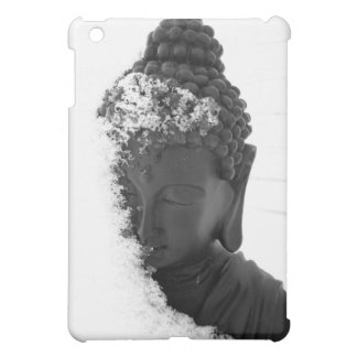 A Winter Buddha iPad Mini Cover