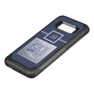 A Winter's Snow OtterBox Commuter Samsung Galaxy S8 Case