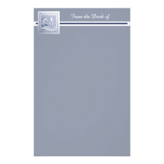 A Winter's Snow Stationery