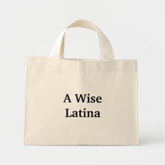 A Wise Latina Tote
