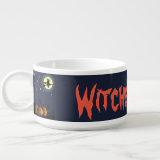 A Witch Amongst the Stars Bowl