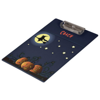 A Witch Amongst the Stars Clipboard