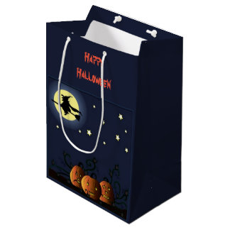 A Witch Amongst the Stars Medium Gift Bag