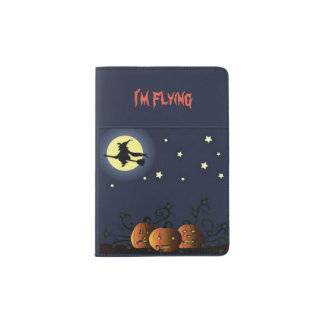 A Witch Amongst the Stars Passport Holder