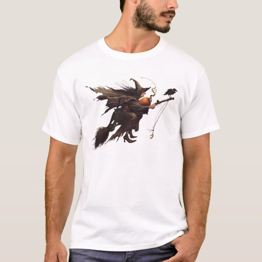 A WITCH FOR HALLOWEEN T-Shirt