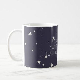 A Woman, A Magician, A writer Coffee Mug