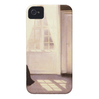 A Woman Reading By A Window iPhone 4 Case-Mate Case