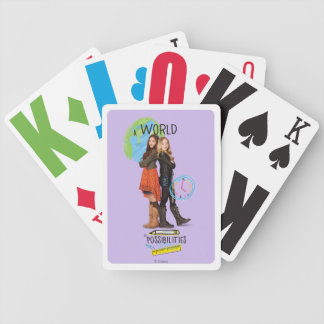 A World of Possibilities Bicycle Playing Cards