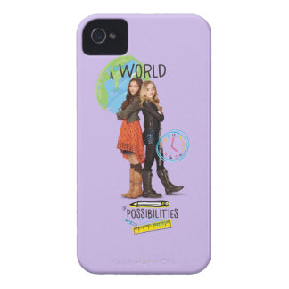 A World of Possibilities iPhone 4 Case-Mate Case