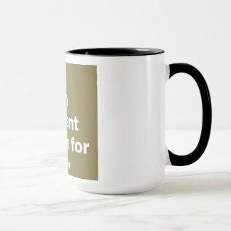 A yawn is a silent scream for coffee. mug