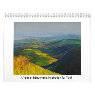A Year of Beauty and Inspiration for You Calendars