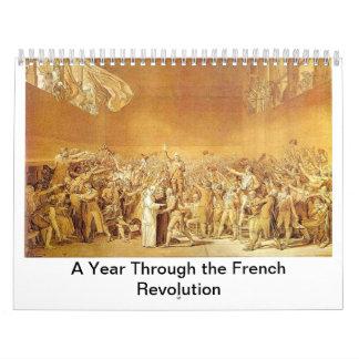 A Year Through the French Revolution Calendar