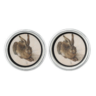 A Young Hare Cufflinks