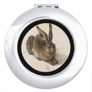 A Young Hare Makeup Mirrors