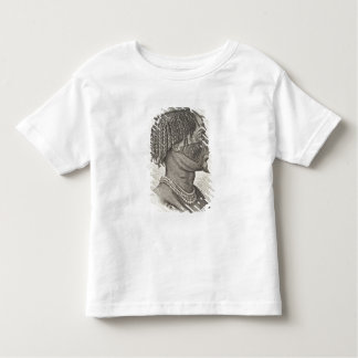 A Zandeh from The History of Mankind Tshirt