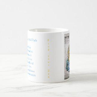 A Zen start to the day Basic White Mug
