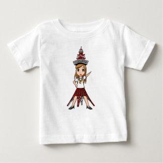 a zu ma Kiyouko English story Minato Tokyo Baby T-Shirt