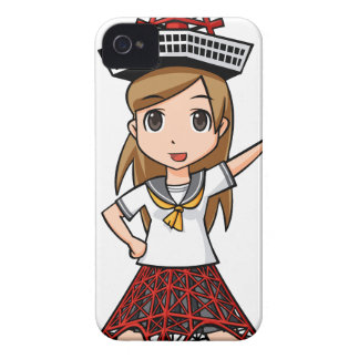 a zu ma Kiyouko English story Minato Tokyo Case-Mate iPhone 4 Cases