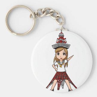 a zu ma Kiyouko English story Minato Tokyo Keychain