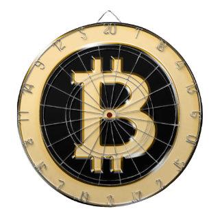 AA568-Bitcoin-Made-of-Gold-symbol Dartboards