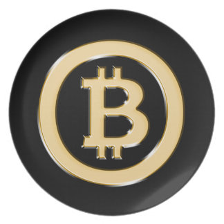 AA568-Bitcoin-Made-of-Gold-symbol Plate