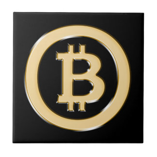 AA568-Bitcoin-Made-of-Gold-symbol Tile
