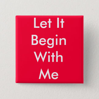 AA, Slogan, Alanon 2 Inch Square Button