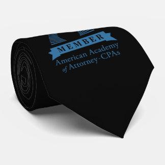 AAA-CPA Member Black Tie