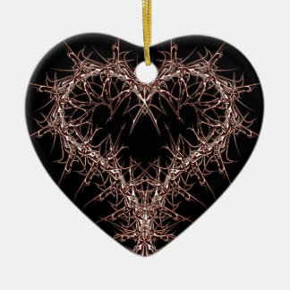 aaa-r-6rotes heart ceramic ornament
