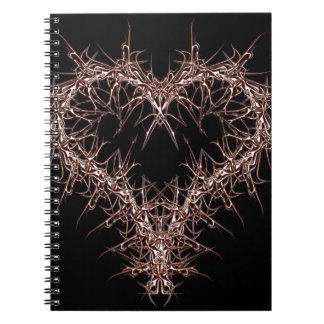 aaa-r-6rotes heart notebook