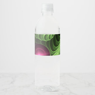 aaa water bottle label