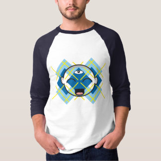 AAArgyle monk T-Shirt
