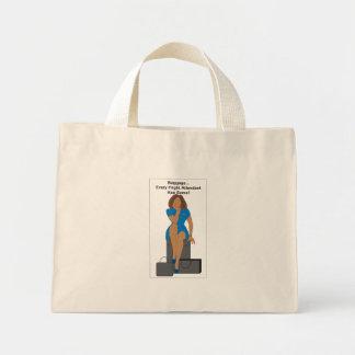 AABagWoman Mini Tote Bag