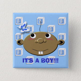AABBlocks-Button 2 Inch Square Button