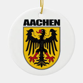 Aachen Ceramic Ornament