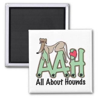 AAH Logo Magnet