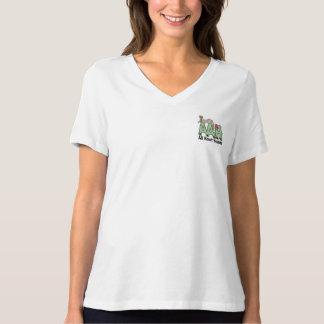 AAH Women's Plus Size V-neck T-shirt