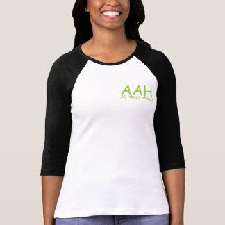 AAH Women's Softball Style T-Shirt