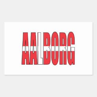 Aalborg (Denmark) Sticker