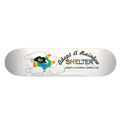 AAR Shelter Gear Skateboard