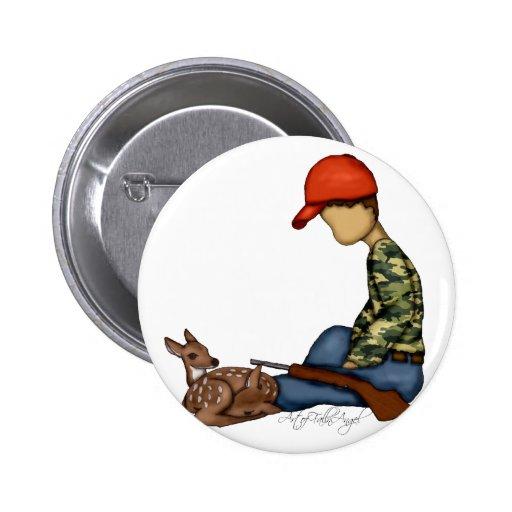 Aaren's Last Hunt Pinback Button