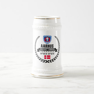 Aarhus Beer Stein