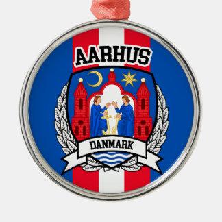 Aarhus Metal Ornament