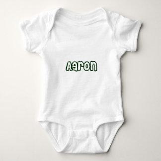 aaron baby bodysuit